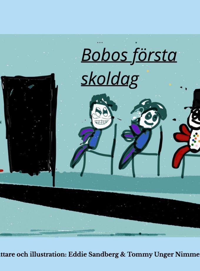Bobos första skoldag