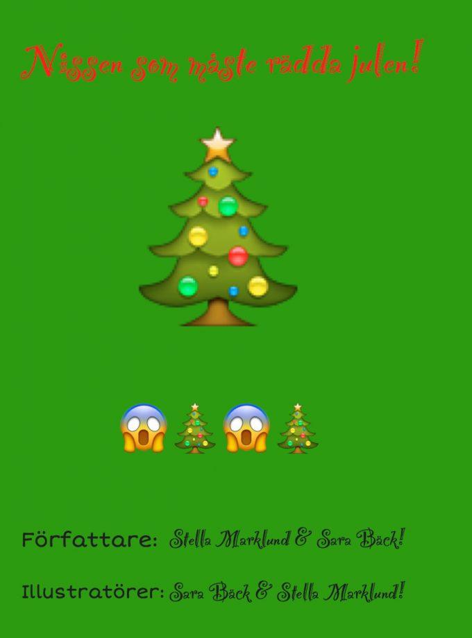 Nissen som måste rädda julen!