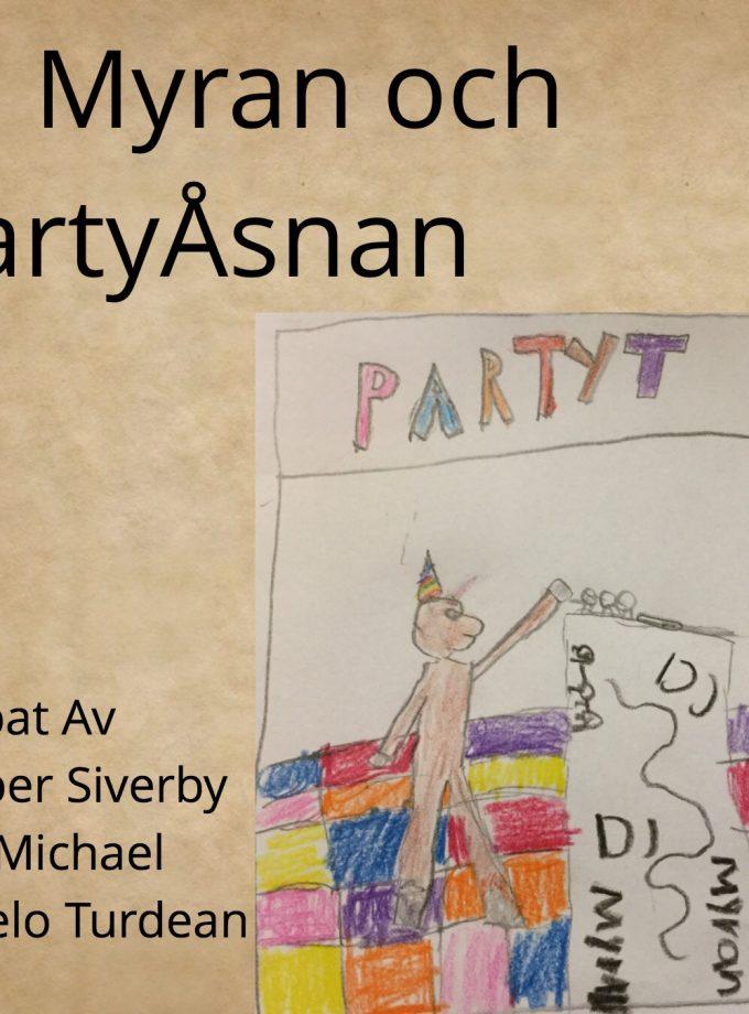 DJ Myran och Partyåsnan