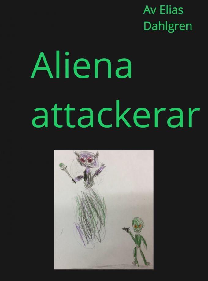 Alien attackerar
