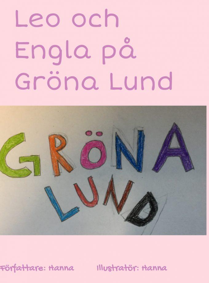 Leo och Engla på Gröna Lund