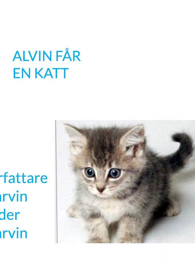 Alvin får en katt