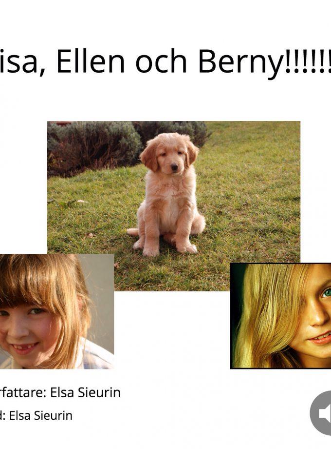Lisa, Ellen och Berny