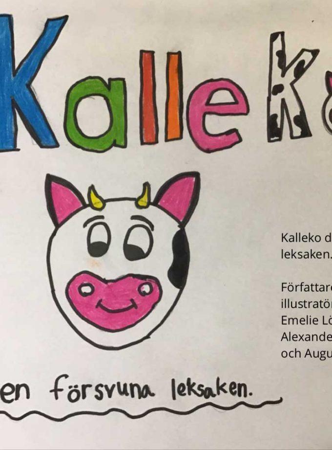 Kalle Ko – Den försvunna leksaken