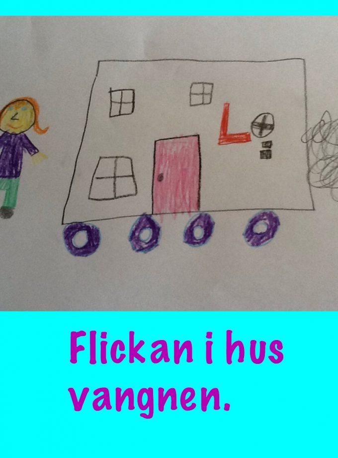 Flickan i husvagnen