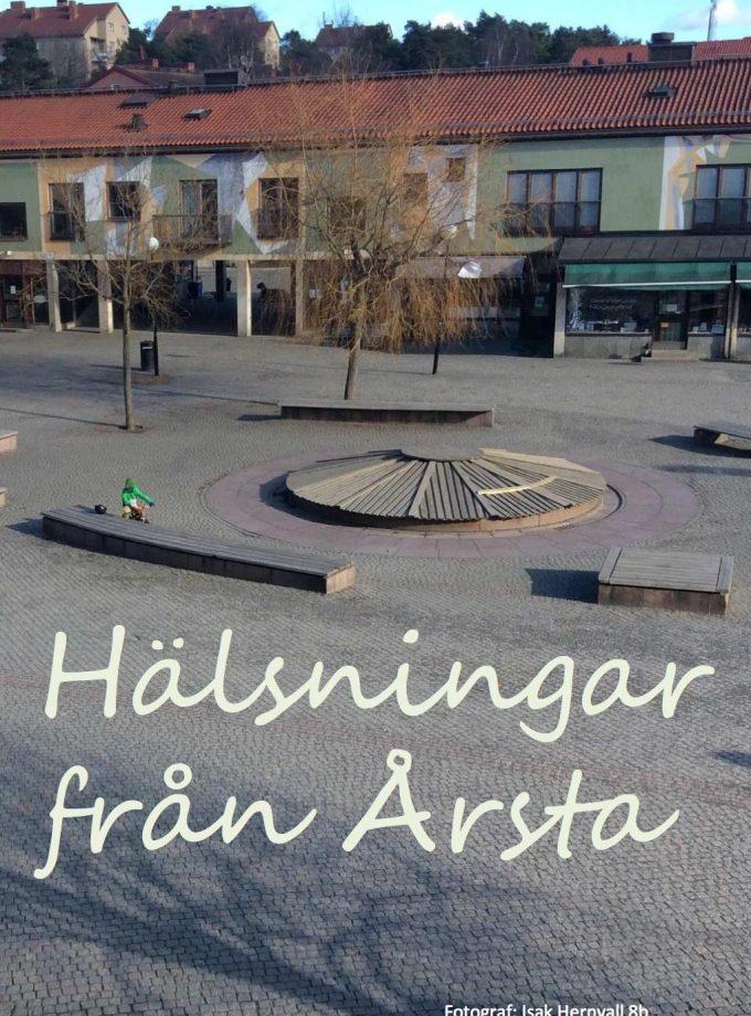 Hälsningar från Årsta