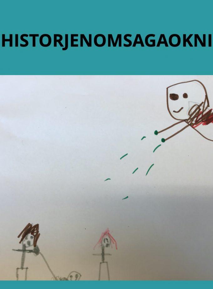 Historjen om Saga ok Nils