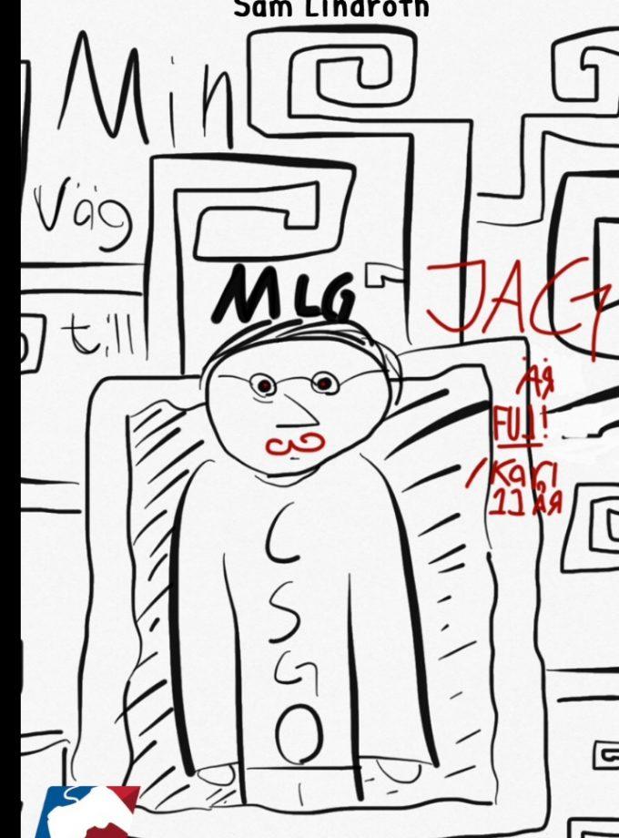 Min väg till MLG