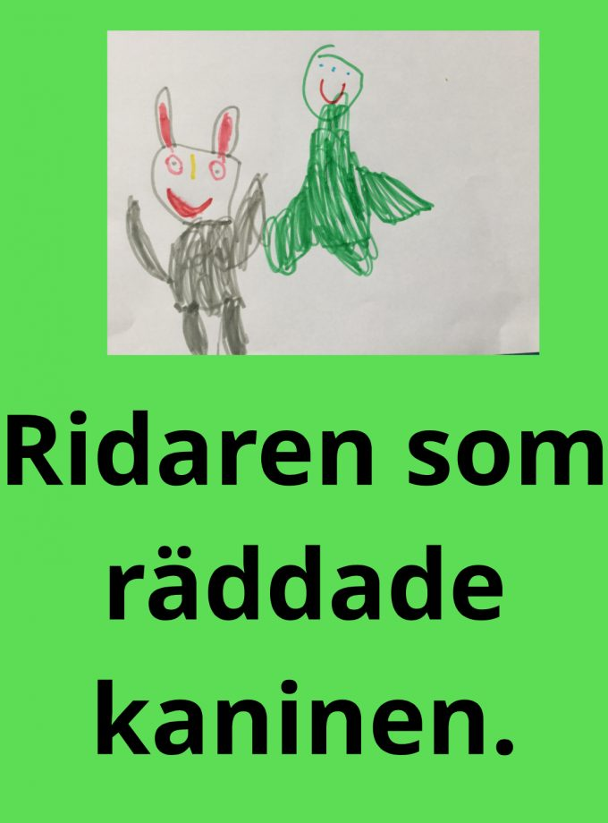 Riddaren som räddade kaninen